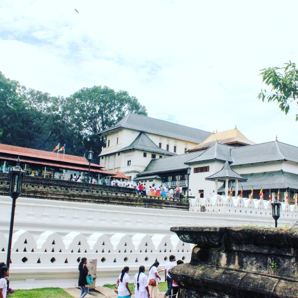 Temple of the Tooth relic Kandy