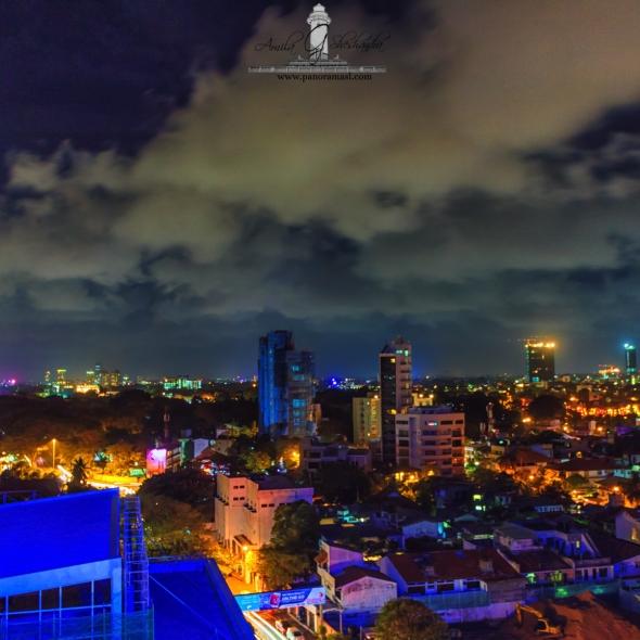 Colombo Nightscape